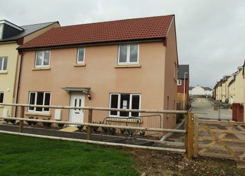 Thumbnail 4 bedroom detached house for sale in Dukes Way, Axminster