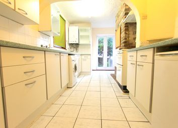 Thumbnail 2 bedroom flat to rent in Coombe Road, Brighton