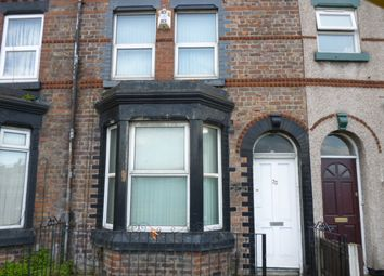 Thumbnail 3 bed terraced house to rent in Breeze Hill, Liverpool