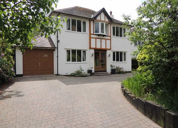 Thumbnail 4 bed detached house for sale in Bramhall Moor Lane, Hazel Grove, Stockport