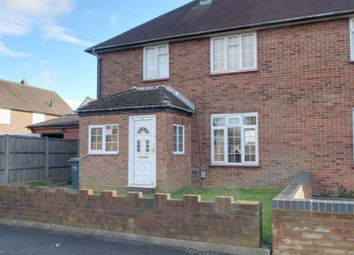Thumbnail 3 bed semi-detached house to rent in Cades Lane, Luton