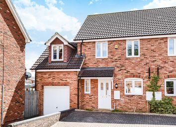 Thumbnail 3 bedroom semi-detached house for sale in Princess Close, Flitwick