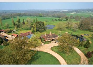 Thumbnail 6 bed detached house for sale in Okewood Hill Estate, Horsham Road, Wallis Wood, Surrey