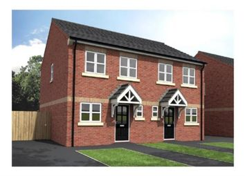 Thumbnail 3 bed semi-detached house for sale in Plot 36, Well Hill Drive, Harworth, Doncaster