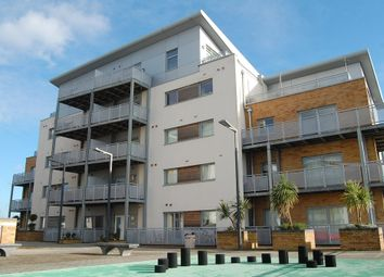 Thumbnail 2 bedroom flat for sale in Stone Close, Hamworthy, Poole