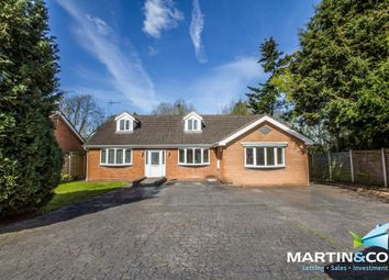 Thumbnail 4 bed detached bungalow for sale in Regency Drive, Rednal Road, Kings Norton