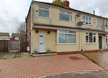 Thumbnail 3 bed semi-detached house for sale in Hilltop Avenue, Whitefield, Manchester