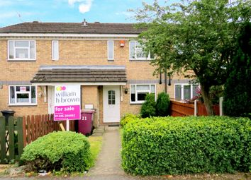 Thumbnail 2 bed terraced house for sale in Bradwell Grove, Danesmoor, Chesterfield
