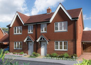 "3 bed semi-detached house for sale in ""The Hazel"" at Headcorn Road, Staplehurst, Tonbridge TN12"