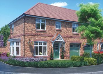 Thumbnail 3 bedroom semi-detached house for sale in Old Coach Road/ Percival Lane, Runcorn
