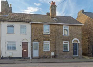 Thumbnail 2 bed terraced house to rent in Wilton Terrace, London Road, Sittingbourne