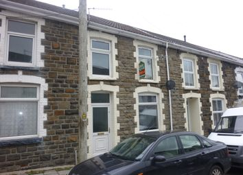 Thumbnail 1 bedroom terraced house to rent in Blaengarw, Bridgend