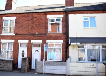 Thumbnail 3 bed terraced house for sale in Cotmanhay Road, Ilkeston, Derbyshire
