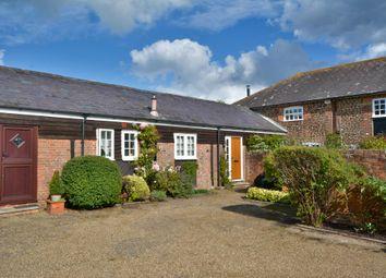 Sanctuary Court, Wiggonholt, Pulborough RH20. 2 bed terraced bungalow for sale