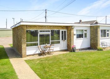 Thumbnail 2 bed lodge for sale in Coast Road, Walcott, Norwich