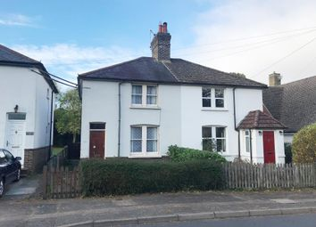 Thumbnail 3 bed semi-detached house for sale in 104 Mill Lane, Oxted, Surrey