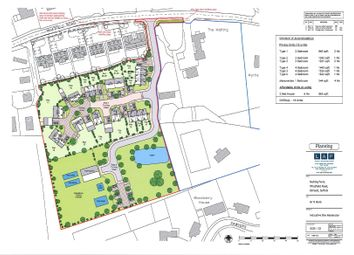 Thumbnail Land for sale in Whatfield Road, Elmsett, Ipswich, Suffolk