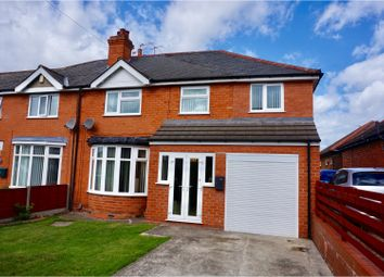Thumbnail 4 bed semi-detached house for sale in Lincoln Road, North Hykeham