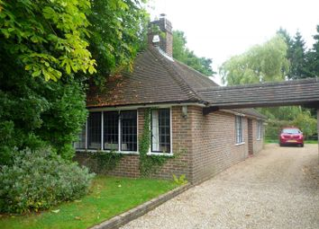 Thumbnail 2 bed bungalow to rent in Coombe Hill Road, East Grinstead
