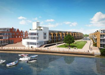 Thumbnail 2 bedroom flat for sale in Bridge Road, Lymington, Hampshire