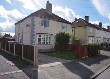 Thumbnail 3 bedroom semi-detached house for sale in Excelsior Avenue, Alvaston
