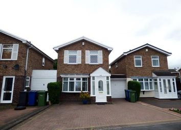 Thumbnail 3 bed link-detached house for sale in Briar, Amington, Tamworth, Staffordshire
