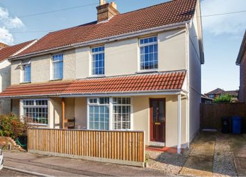 Thumbnail 2 bed semi-detached house for sale in Balston Road, Poole