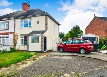 Thumbnail 3 bed semi-detached house for sale in Mill Lane, Earl Shilton, Leicester