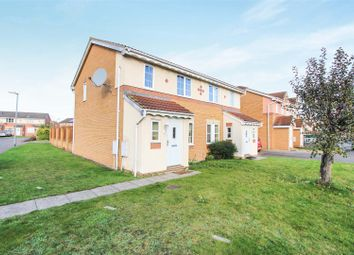 Thumbnail 3 bedroom semi-detached house for sale in Alder Drive, Huntingdon