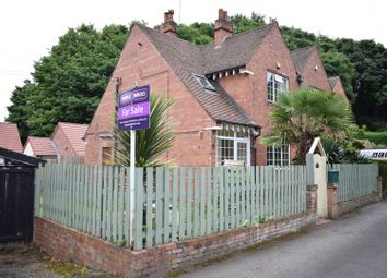 Thumbnail 2 bed semi-detached house for sale in Debdale Gate, Mansfield