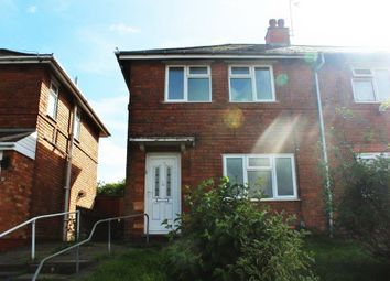 Thumbnail 2 bed end terrace house to rent in Tynedale Road, Tyseley, Birmingham