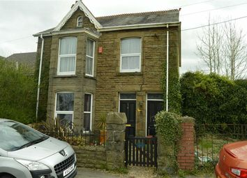 Thumbnail 3 bed detached house for sale in Bryn Road, Swansea