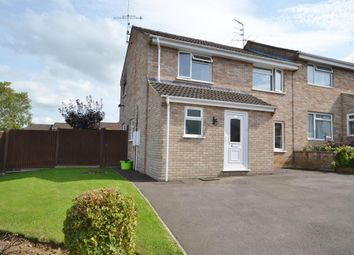 Thumbnail 3 bed semi-detached house for sale in Nordown Road, Norman Hill, Dursley