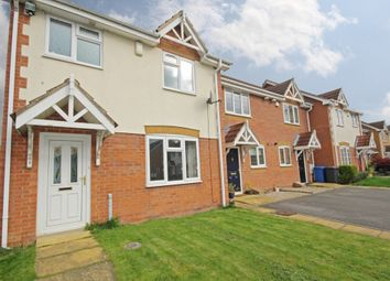 Thumbnail 3 bed end terrace house to rent in Meadow Brook Close, Littleover, Derby, Derbyshire