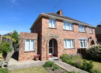 Thumbnail 3 bed semi-detached house for sale in Pearce Road, Upton, Poole