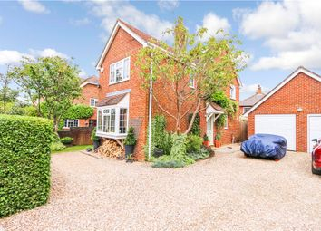 Thumbnail 4 bed detached house for sale in Lockerley Green, Lockerley, Romsey, Hampshire