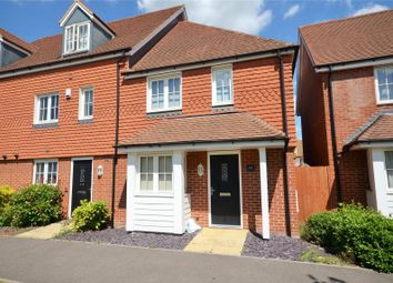 3 bed end terrace house for sale in The Acres, Horley, Surrey RH6