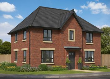 """Thumbnail 4 bed detached house for sale in """"Craigston"""" at Gilmerton Station Road, Edinburgh"""