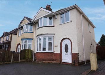 Thumbnail 3 bedroom semi-detached house for sale in Willow Avenue, Wednesfield, Wolverhampton