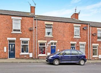 Thumbnail 2 bedroom terraced house for sale in Eighth Street, Blackhall Colliery, Durham, County Durham