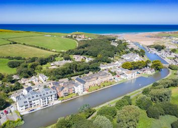 Thumbnail 2 bed flat for sale in Canalside, Higher Wharf, Bude