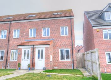 Thumbnail 3 bed mews house for sale in St. Marks Court, Wellwood Street, Amble, Morpeth