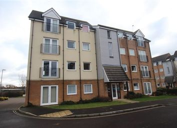 Thumbnail 2 bedroom flat for sale in Regius House, Tudor Crescent, Cosham, Portsmouth, Hampshire
