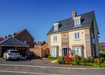 Thumbnail 4 bed semi-detached house for sale in Great Blakelands, Marston Moretaine