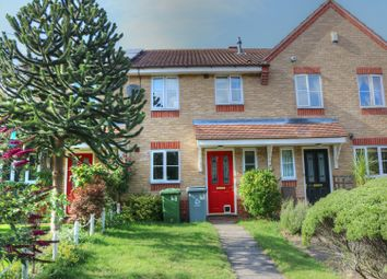 Thumbnail 2 bedroom terraced house for sale in Mary Chapman Close, Norwich