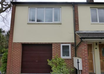 Thumbnail 1 bed flat to rent in Rosemead Close, Meadvale, Redhill
