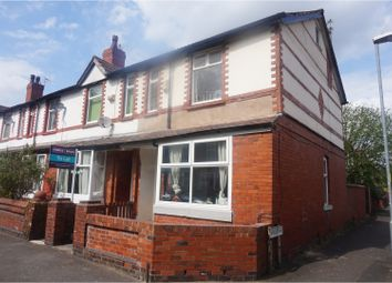 Thumbnail 4 bed end terrace house to rent in St. Annes Road, Manchester