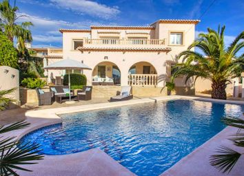 Thumbnail 4 bed villa for sale in Calp, Alicante, Spain