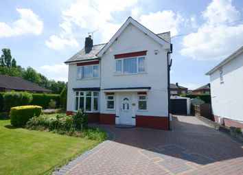 Thumbnail 3 bed detached house for sale in North Wingfield Road, Grassmoor, Chesterfield