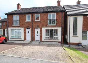 Thumbnail 3 bed semi-detached house for sale in Horizon Mews, Newtownabbey